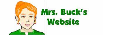Mrs. Buck's Website