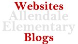 Allendale Elementary Teacher Websites