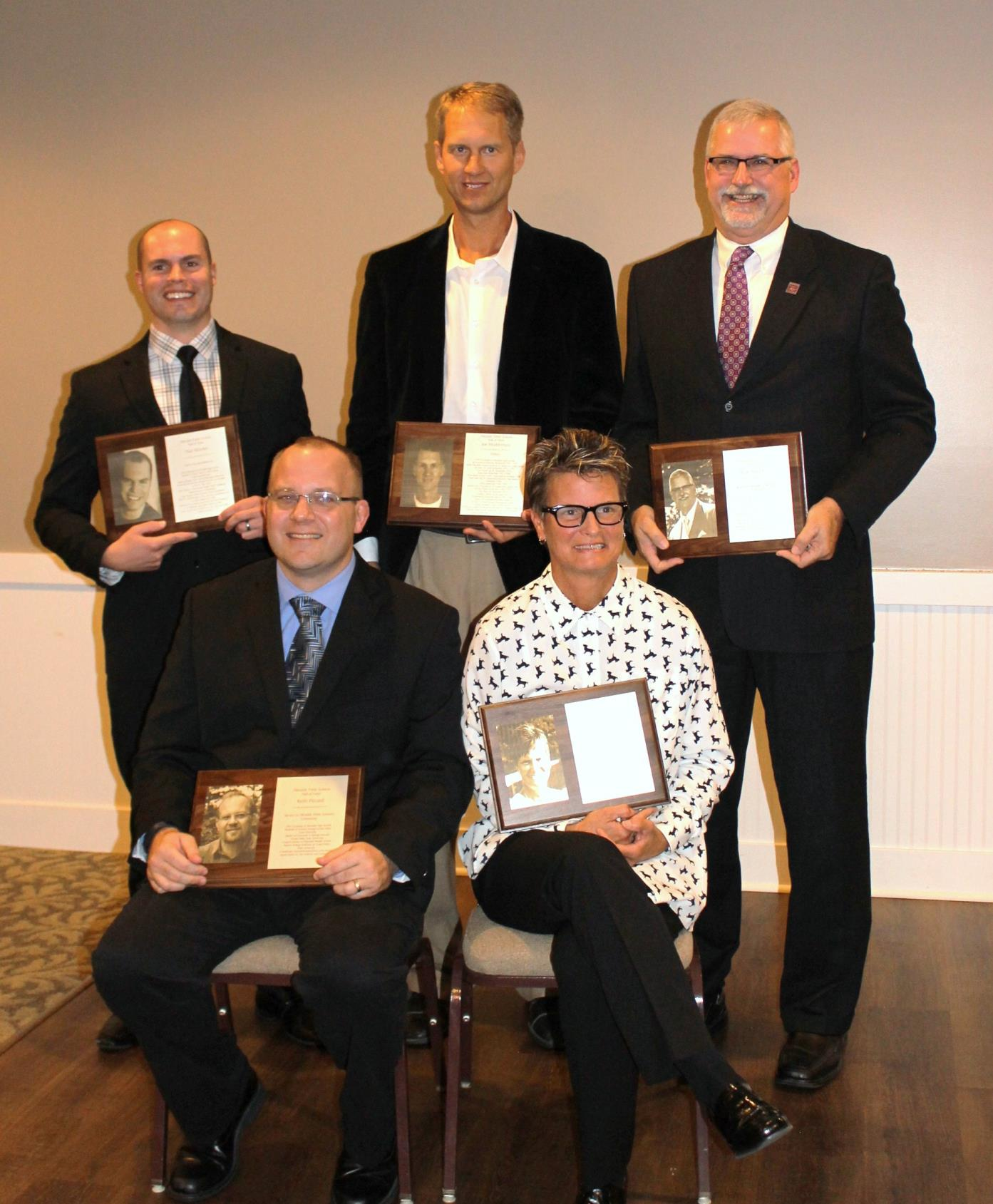 2016 AHS Alumni Hall of Fame Honorees