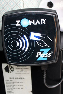 Zonar Z-Pass will improve student safety