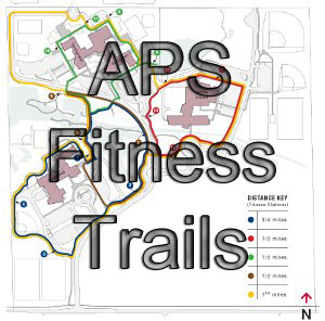 Allendale Public School Fitness Trails