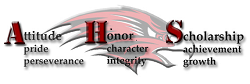 AHS Attitude Honor Scholarship Logo small