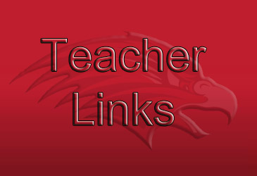 Teacher Links Icon - RED