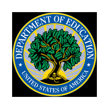 US Dept of Education Logo