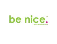 be nice logo