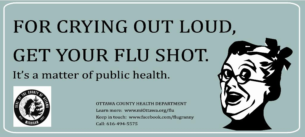 Flu Granny Warning
