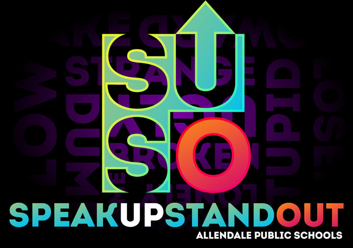 Speak Up Stand Out